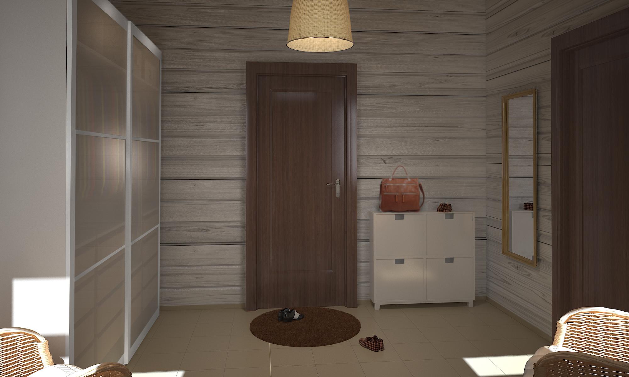 Интерьер загородного дома(2)