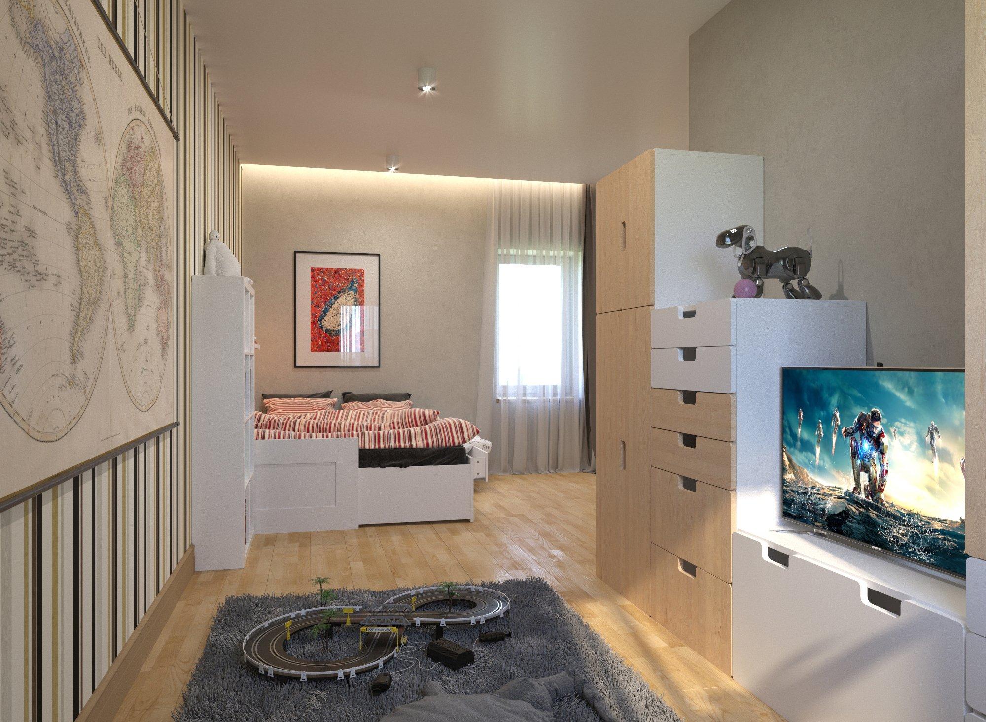 Квартира в Иннополисе(8)