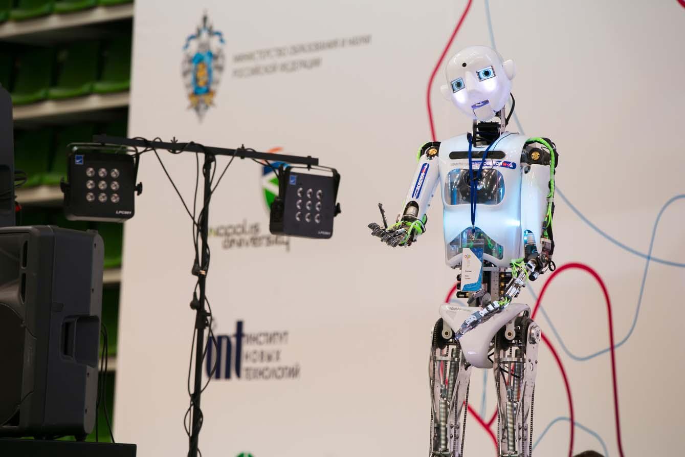 Олимпиада Робототехника(2)