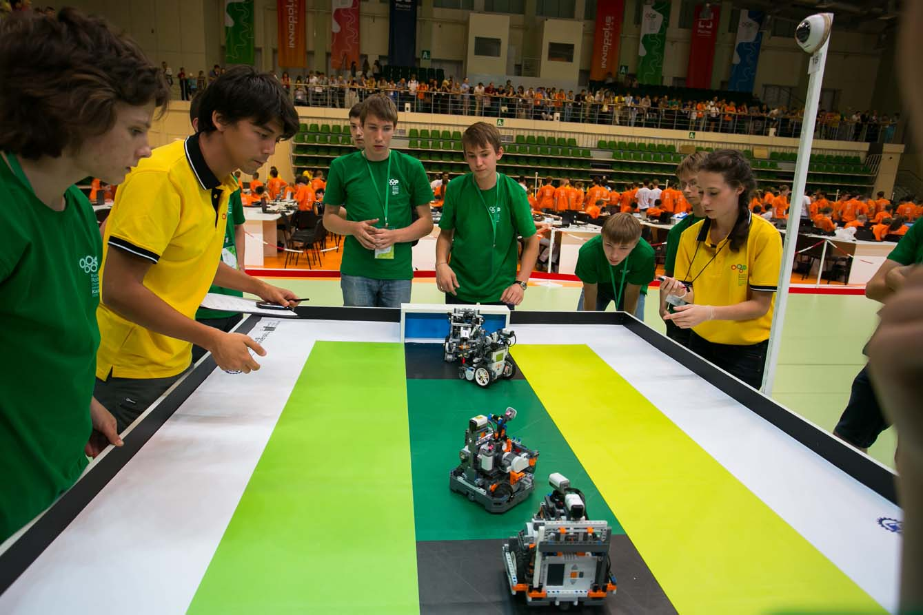 Олимпиада Робототехника(4)