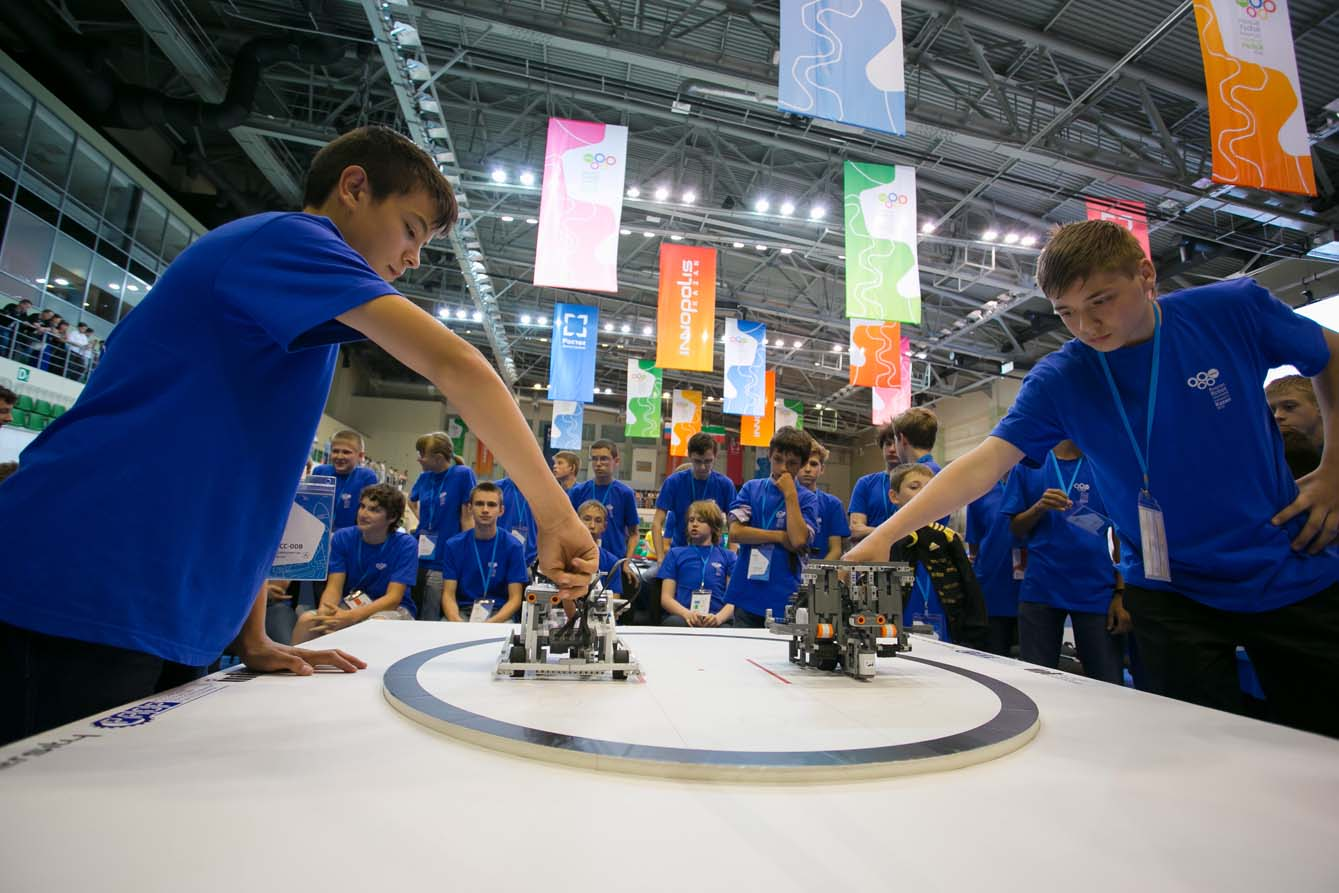 Олимпиада Робототехника(5)