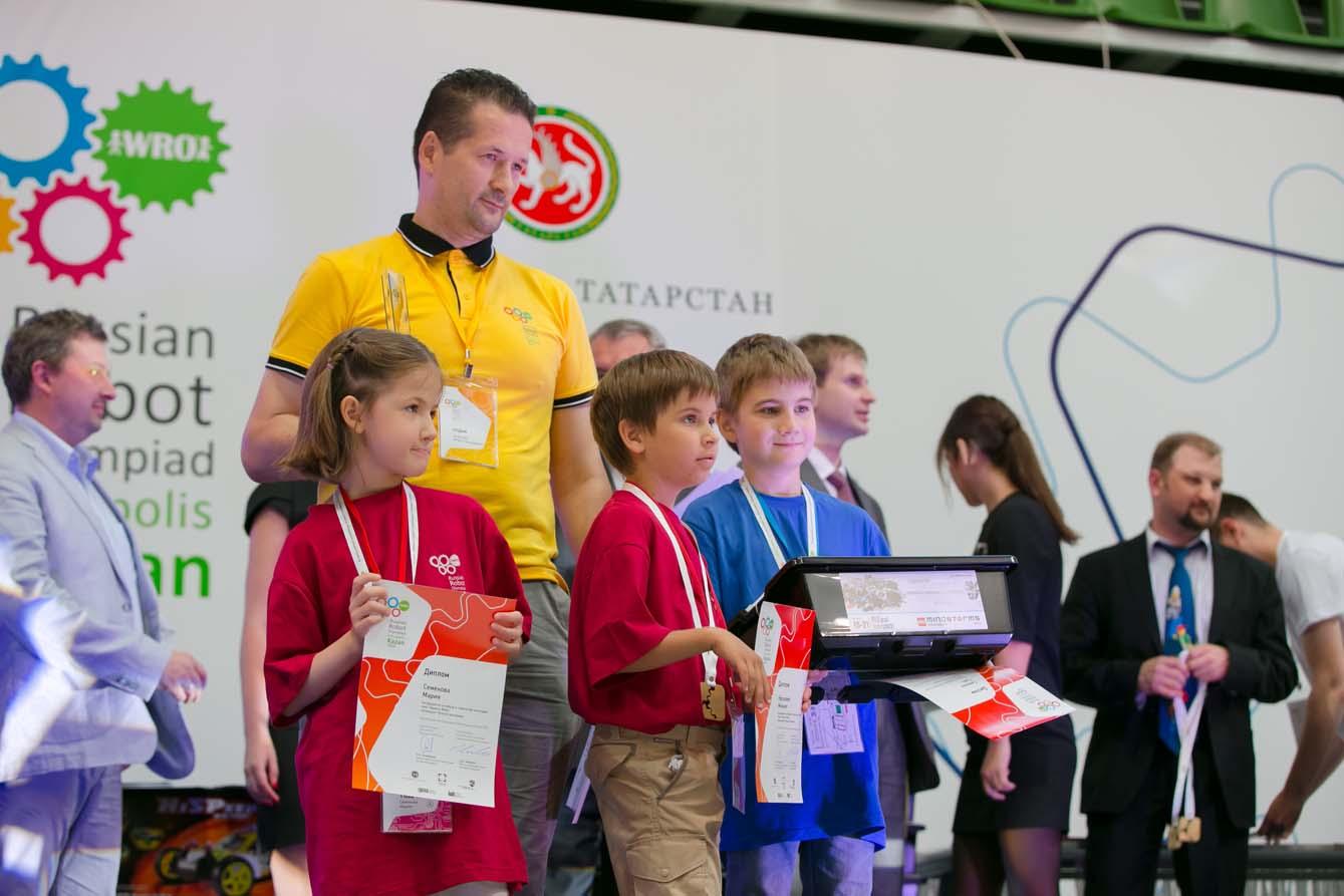 Олимпиада Робототехника(8)
